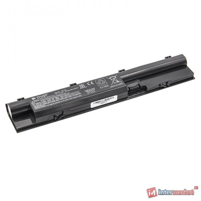 Аккумулятор PowerPlant для ноутбуков HP ProBook 440 G1 (FP06, HP4401LH) 10.8V 4400mAh