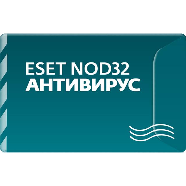 Антивирус Eset NOD32, продление лицензии на 1 год, на 3 ПК (NOD32-ENA-RN(KEY)-1-1)