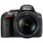 Фотоаппарат зеркальный NIKON D 5300 KIT 18-55 VR ll