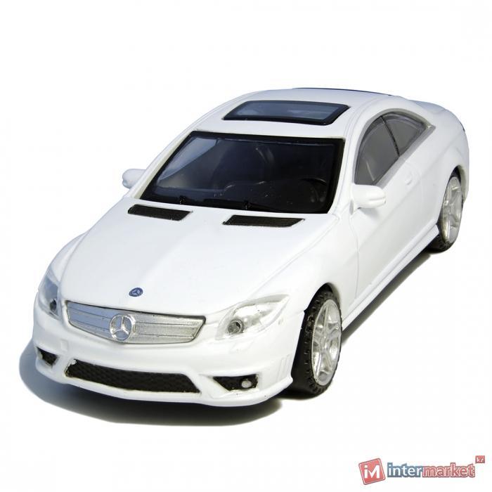 Металлическая машинка RASTAR 1:43 Mercedes-Benz CL 63 AMG 34300W