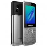 Мобильный телефон Olmio M22, серебро