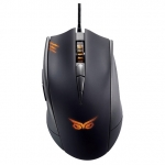 Мышь ASUS Strix Claw, Optical 5000 dpi, USB, black