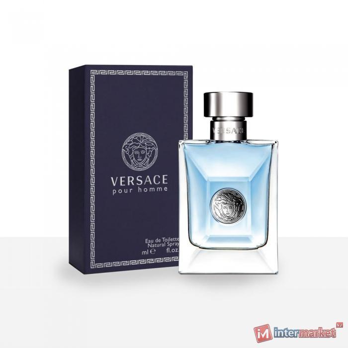 Туалетная вода Gianni Versace Versace pour Homme, 50 мл