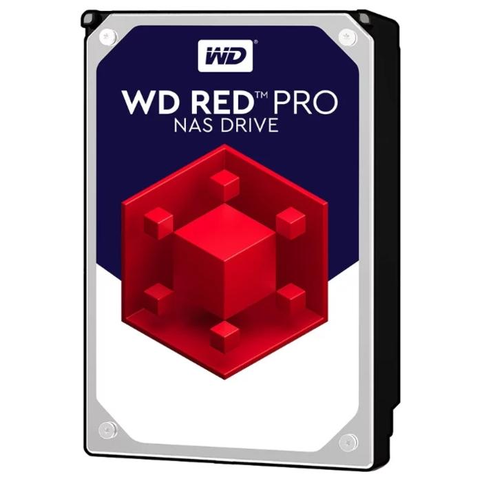Жесткий диск для NAS систем HDD 12Tb Western Digital Red PRO SATA3 3,5